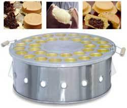 Аппарат для печенья с начинкой